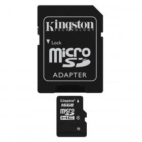 16Gb SD kaart voor AV-701T Autovision E-Reader €11,95