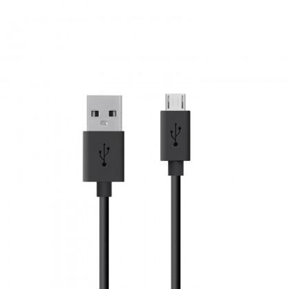 Micro USB kabel Zwart voor X7 Sigma Tablet €2,95
