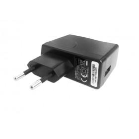 USB oplader Huawei zwart 5Volt 1.0A - TRAVEL CHARGER
