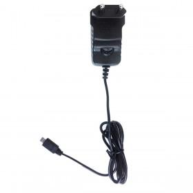 Micro USB oplader zwart 5Volt 1.2A