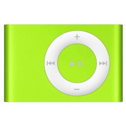 mp3 speler met clip (groen)