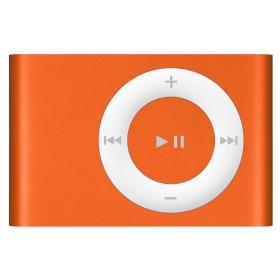 mp3 speler met clip (oranje)