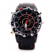 Spy horloge 4 Gb met camera